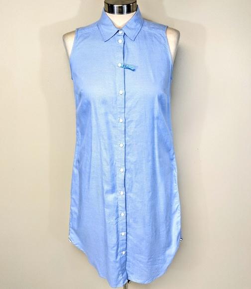 Banana Republic Dresses & Skirts - Banana Republic Oxford Shirt Dress